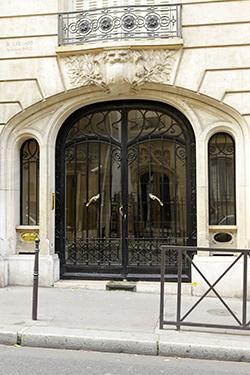 rue de Longchamp