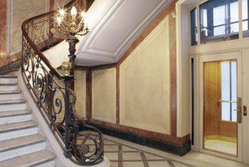 installation ascenseur Haussmann