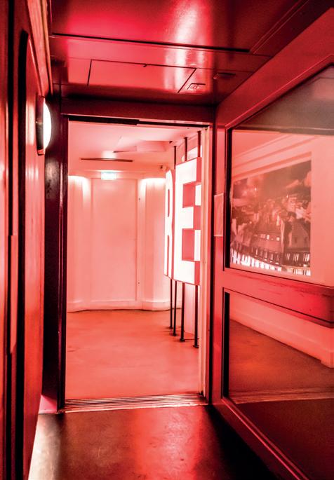 L'ascenseur cinéphile du Grand Rex