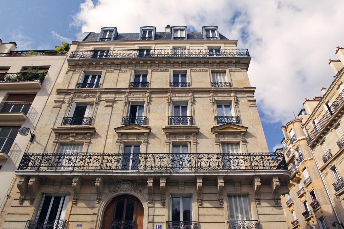 Découverte de Paris: L'architecture Haussmannienne