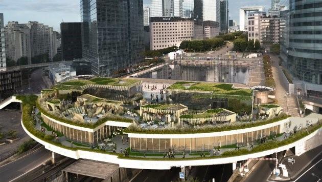 Paris: Les projets architecturaux à venir