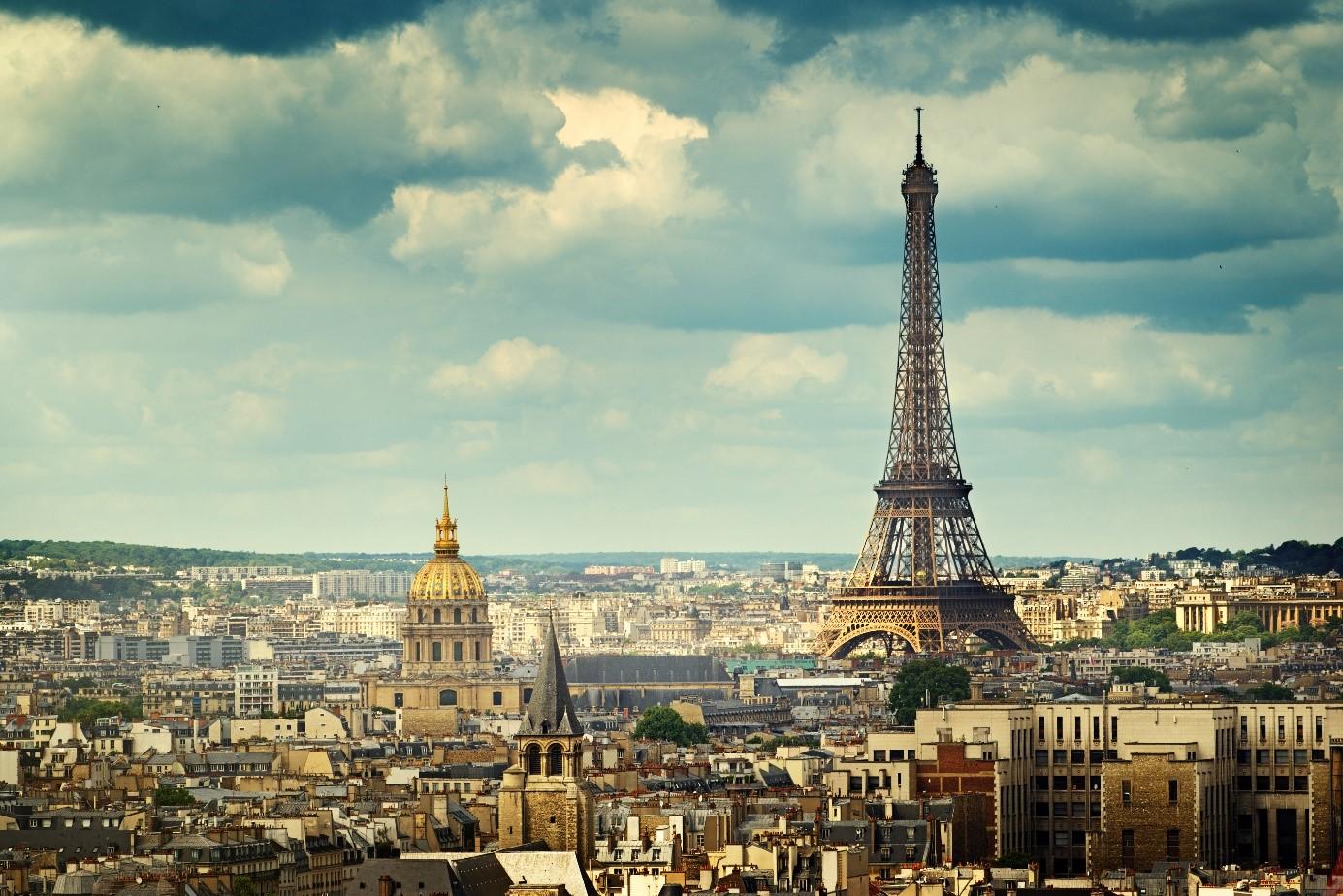 Découverte de Paris: Architecture Style Art Déco