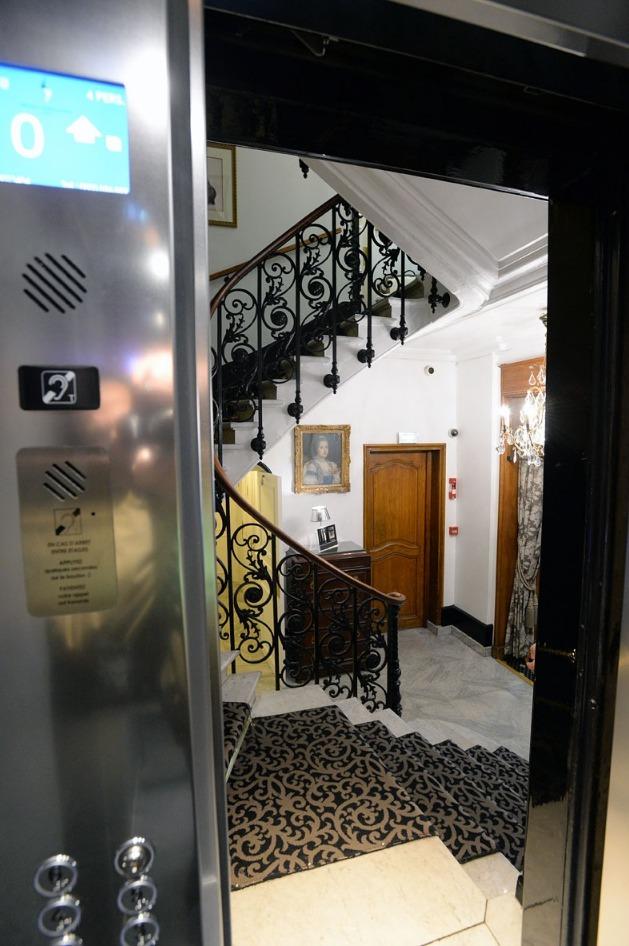 Naissance d'un ascenseur: une rencontre entre art et technicité