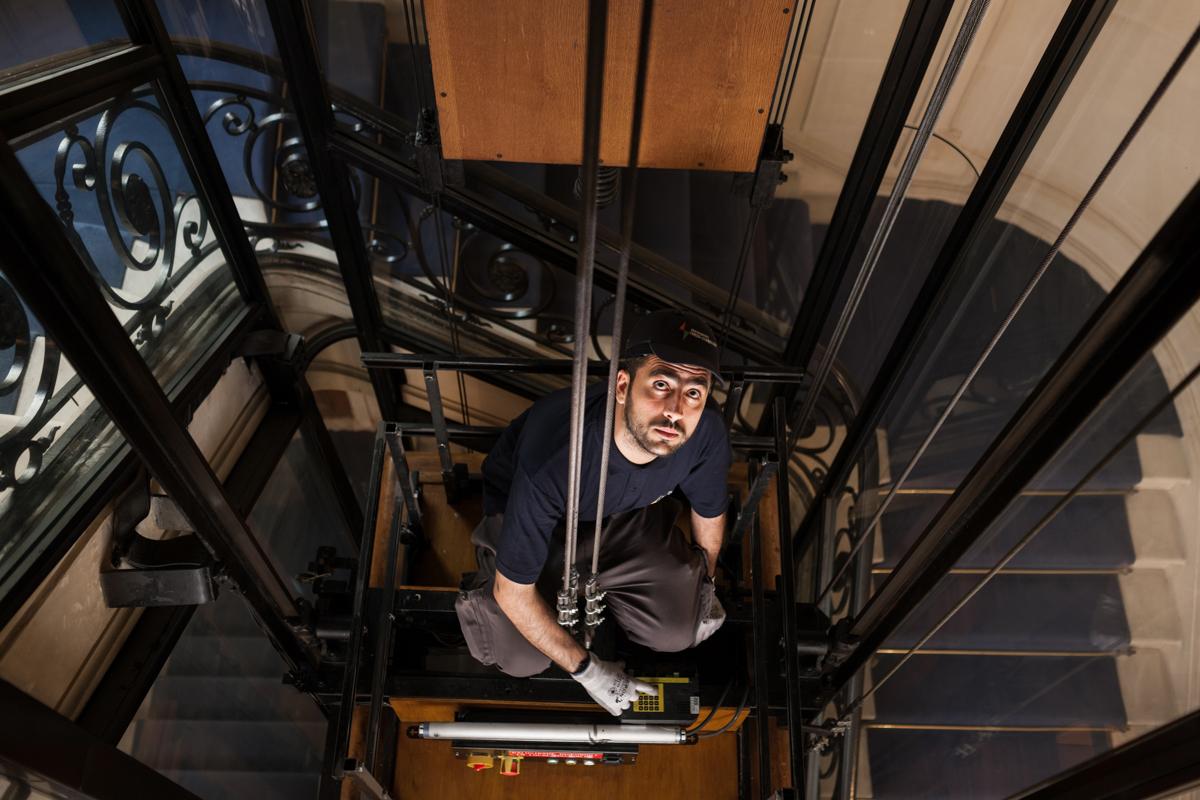 Ascenseur en panne : le guide – deuxième partie