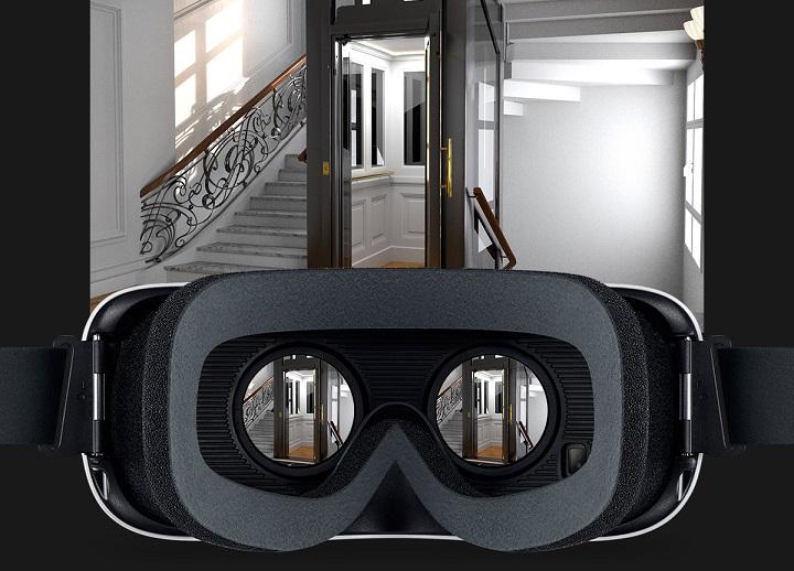 Réalité virtuelle: le futur de l'ascenseur au salon de la copropriété
